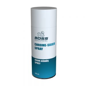 krom sprey, gümüş sprey, krom gümüş sprey, krom kaplama sprey, gümüş kaplama sprey, teknik sprey, aerososl sprey, Chrome-Silver Spray, coating spray, chrome coating, coating-silver coating spray, technical spray, aerosol spray